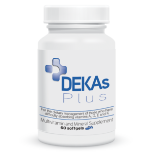 DEKAs Plus Softgels