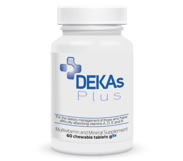 DEKAs Plus Chewable Tablets