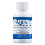 aqua-e concentrate bottle