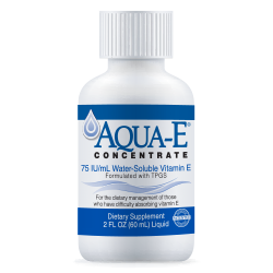 Introducing Aqua-E Concentrate