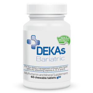 DEKAs Bariatric Chewable Tablet