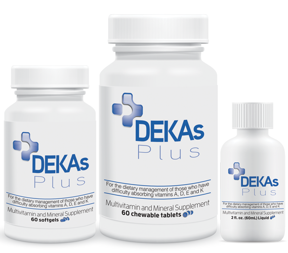 DEKAs Plus Vitamins